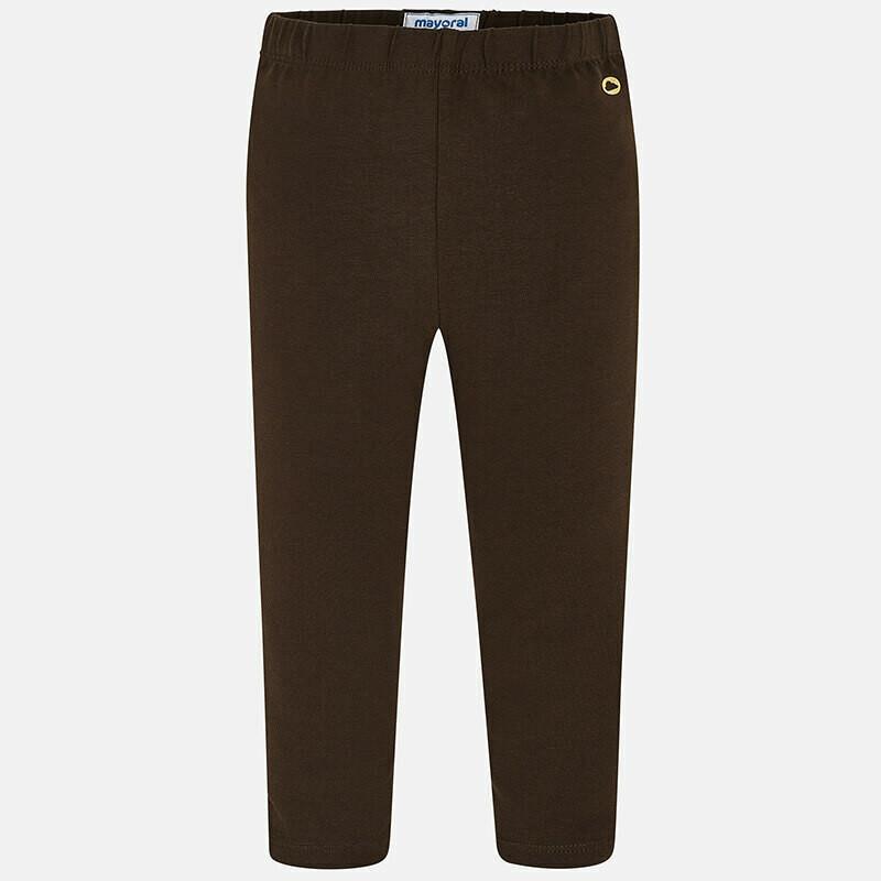 Brown Leggings 717 - 4
