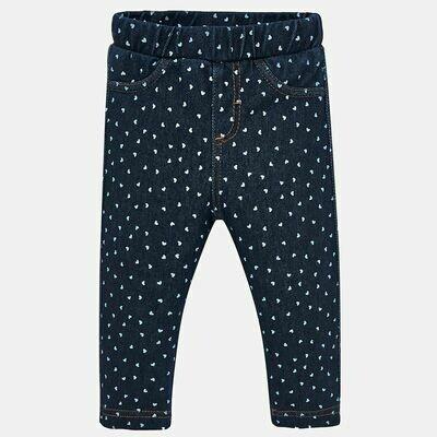 Stretch Denim Pants 2531 - 6m