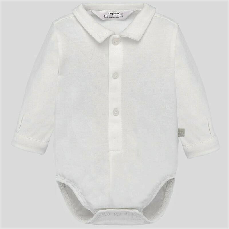 White Onesie 2732 0/1m