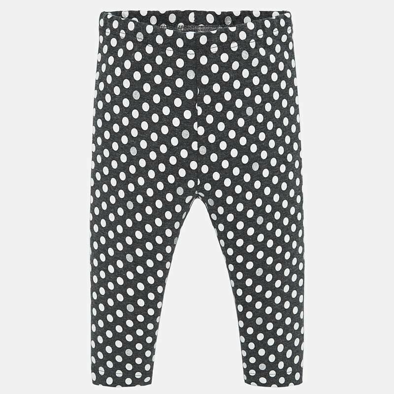 Polka Dot Leggings 2739 - 6m