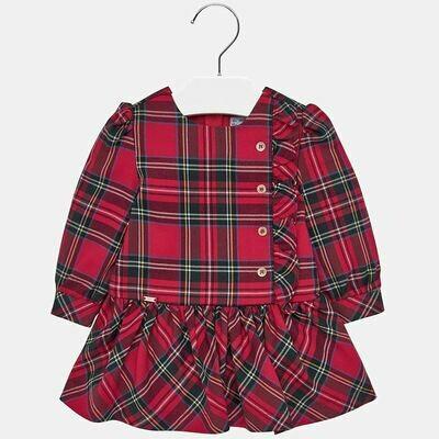 Plaid Dress 2926 - 6m