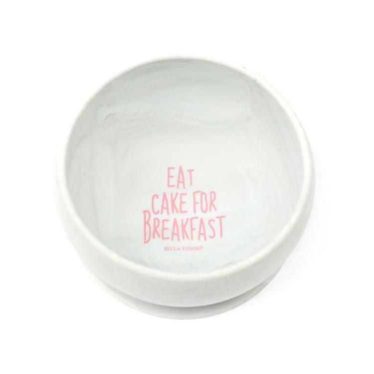 Eat Cake Bowl