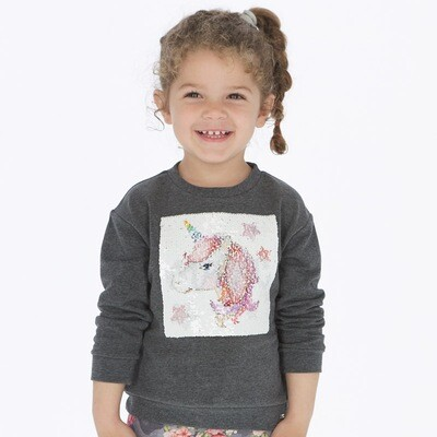 Unicorn Sweatshirt 4404 - 6