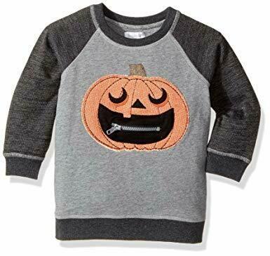 Pumpkin Sweatshirt-S