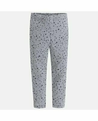 Grey Stars Leggings 3704E 8