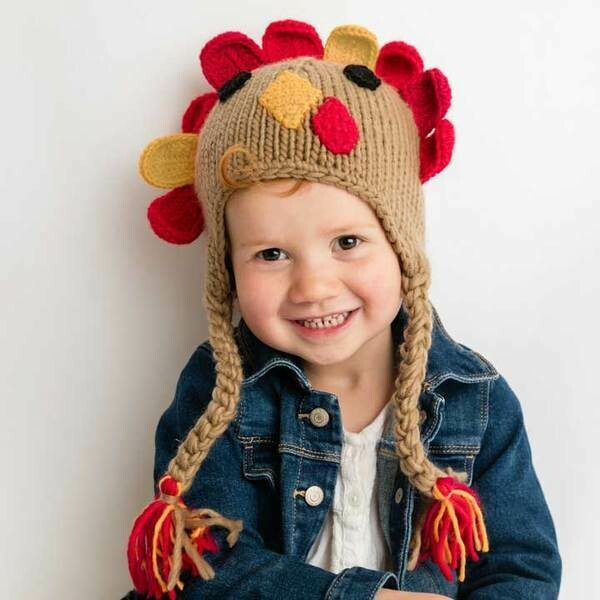 Turkey Hat - L