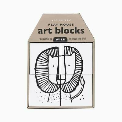 Art Blocks - Wild