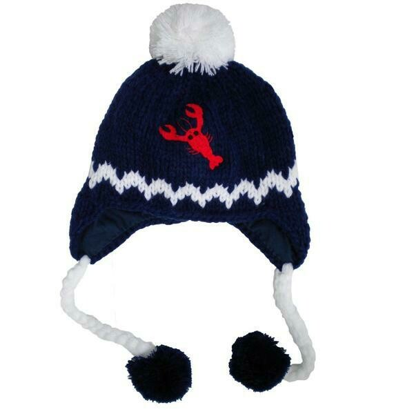 Red Lobster Beanie - L