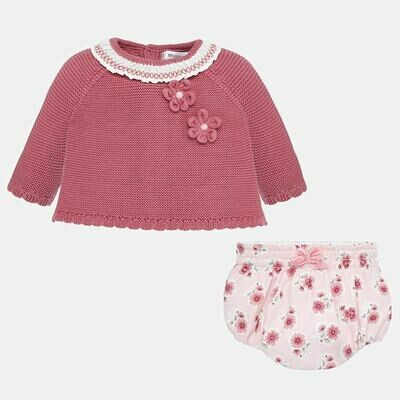 Bloomer Set 2202 - 2/4m