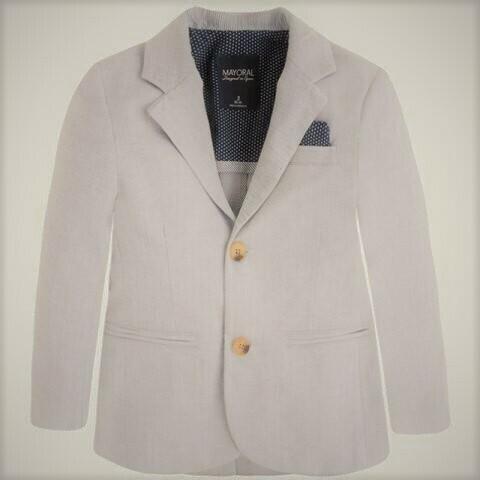 Linen Jacket 3417-8