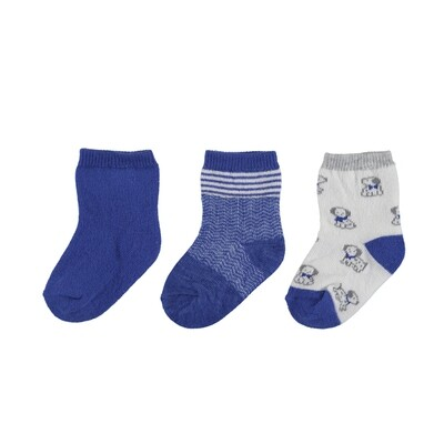 Blue Sock Set 9160 6m