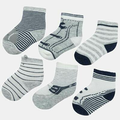Grey Sock Set 9169 0m