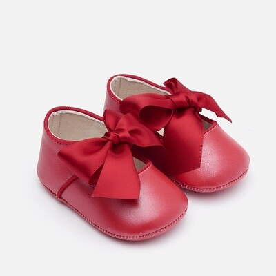 Red Bow Shoes 9214 - 15