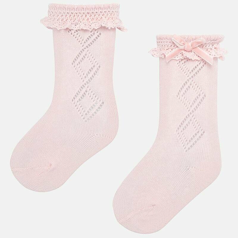 Pink Socks 9173 12m