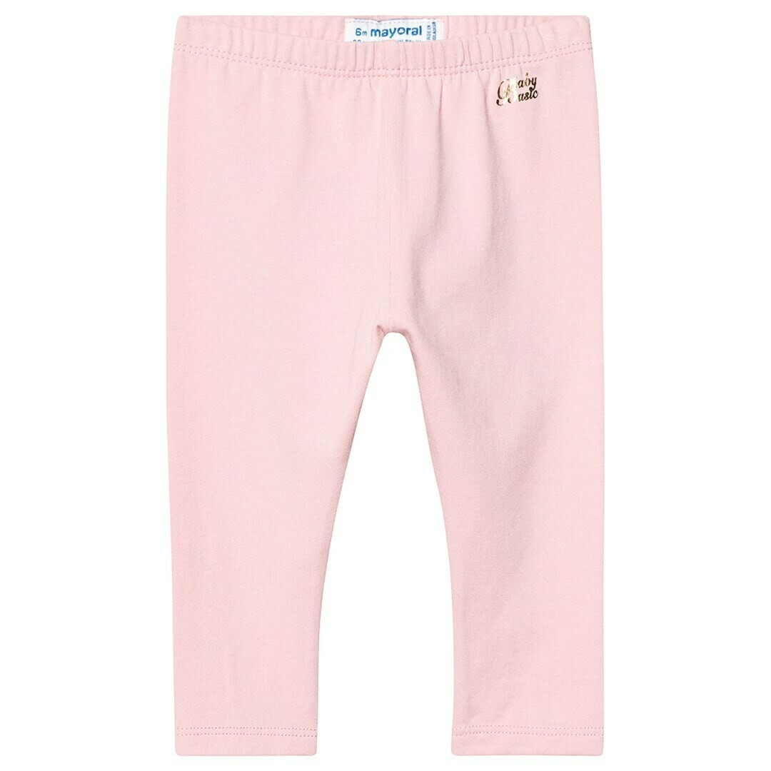 Light Pink Capri Leggings 706r  18m