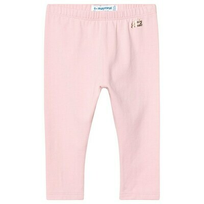 Light Pink Capri Leggings 706r  9m