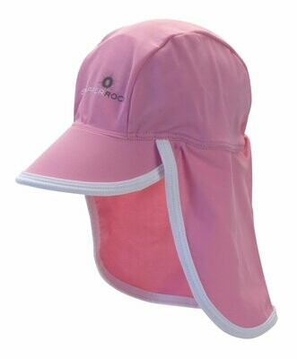Pink Flap Hat