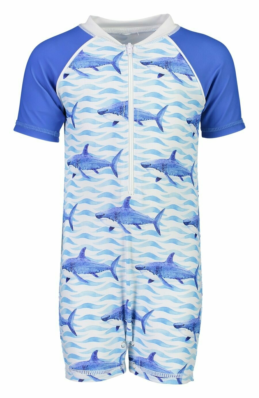 School of Sharks Sunsuit 1