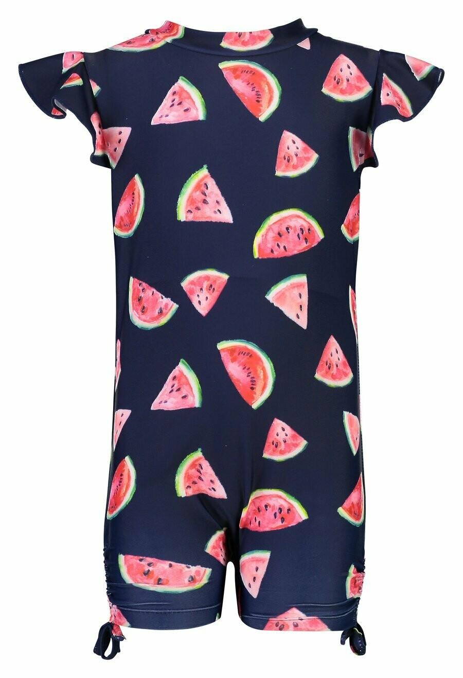 Watermelon Sunsuit 1
