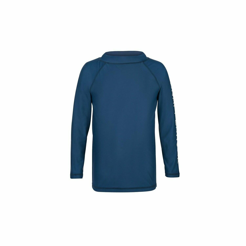 Denim Blue Sleeve Rash Top 3
