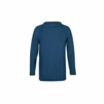 Denim Blue Sleeve Rash Top 8