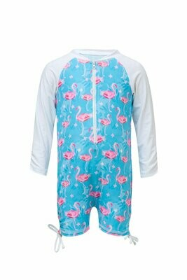 Flamingo Sunsuit 2