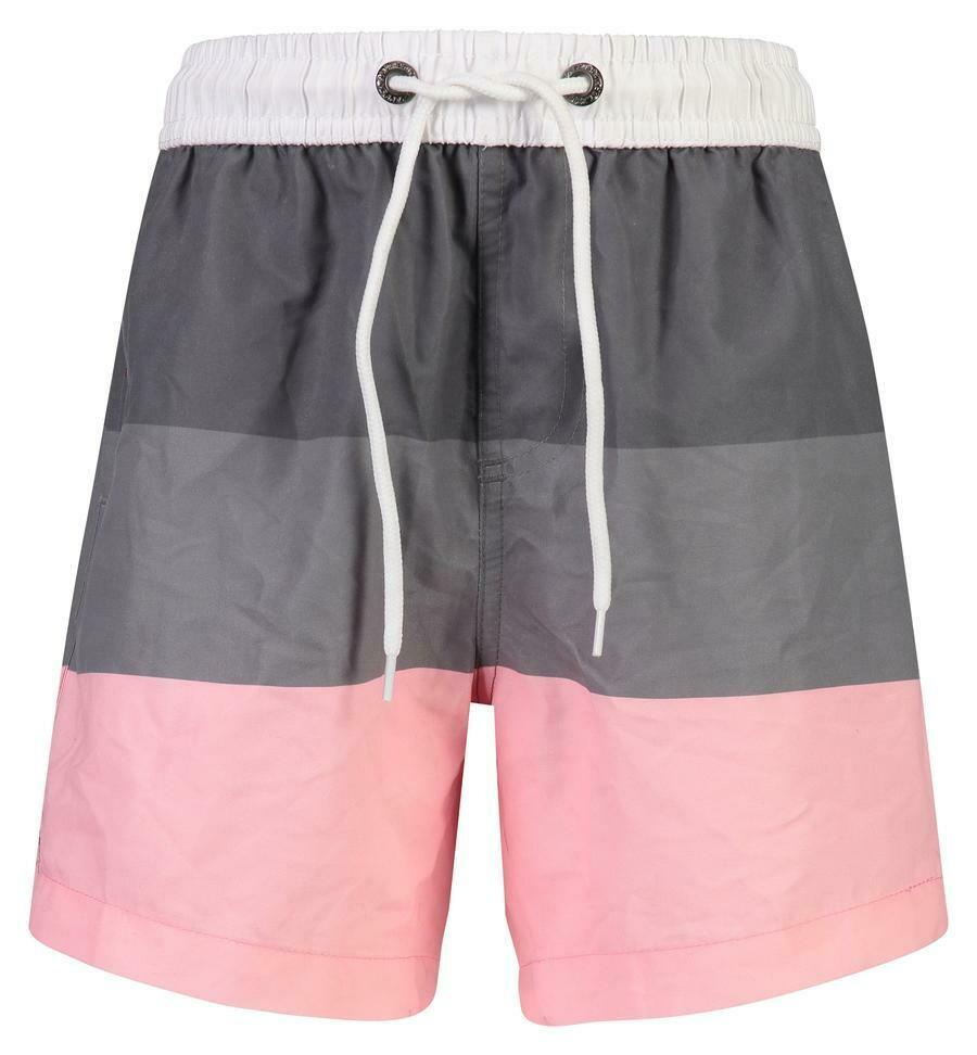 Pink-Grey Boardie - 8
