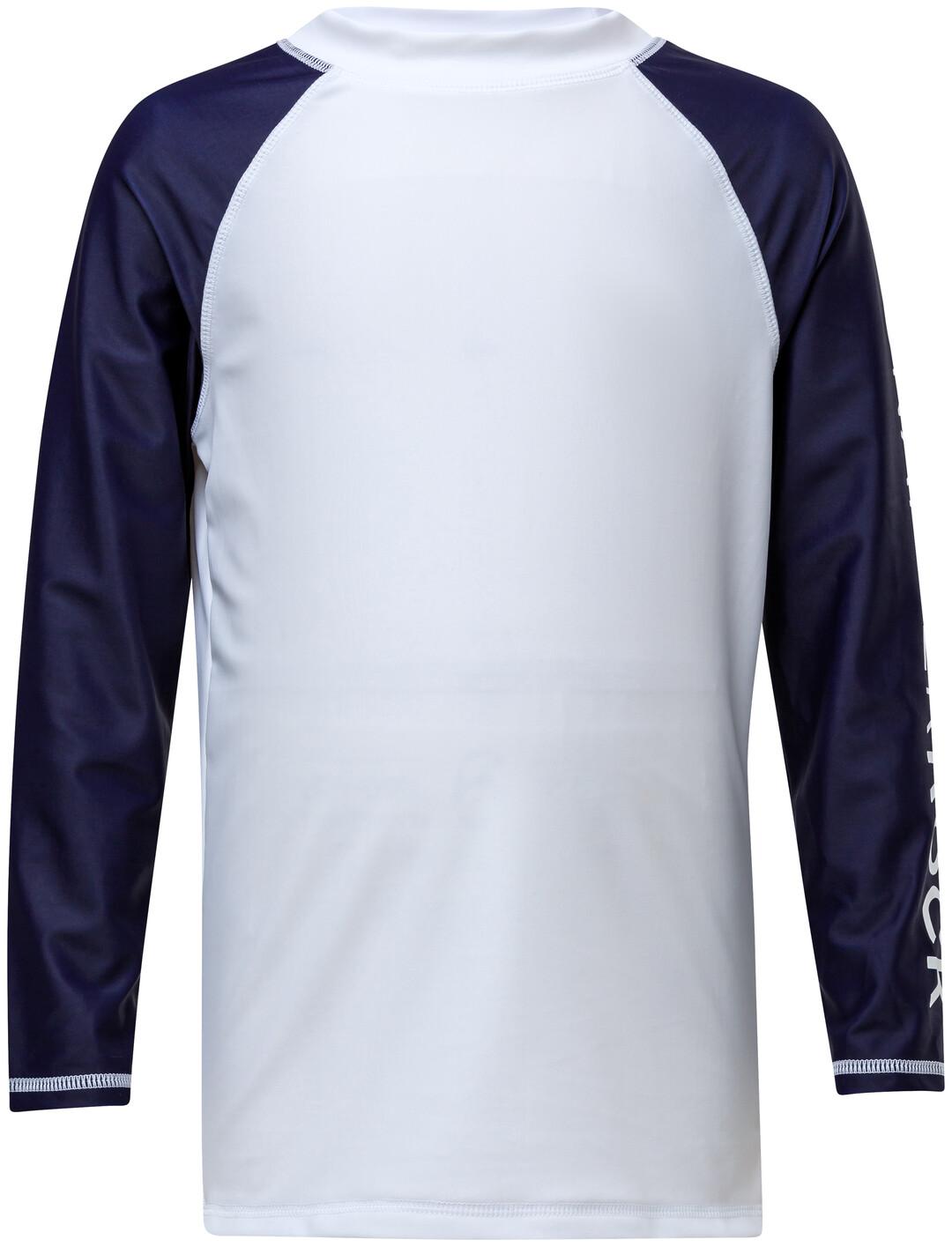Navy Sleeve Rash Top 4