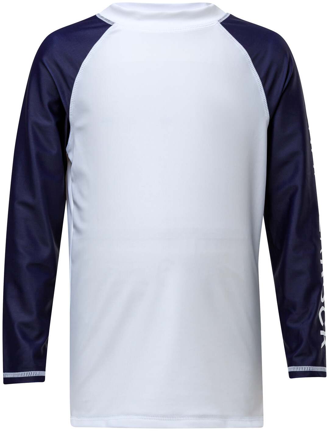 Navy Sleeve Rash Top 8