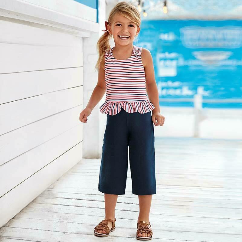 Stripes Jumpsuit 3816 6