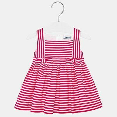 Red Stripe Dress 1919 12m