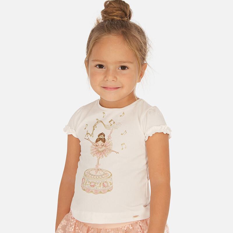 Ballerina Shirt 3001 4