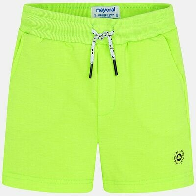 Lime Sport Shorts 611-6