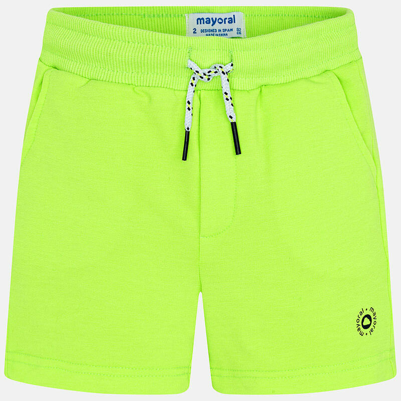 Lime Sport Shorts 611-8