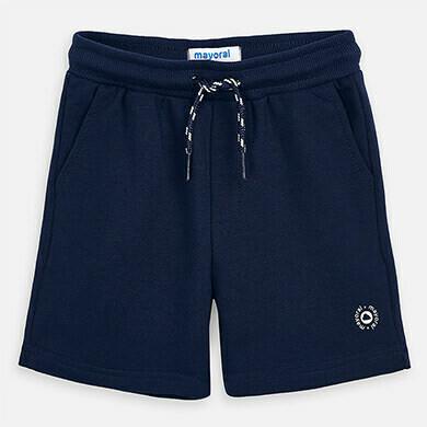 Navy Sport Shorts 611-7