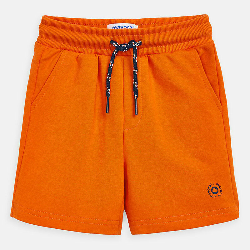 Orange Sporty Shorts 611 - 6