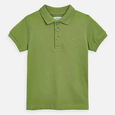 Jungle Green  Polo Shirt 150 3