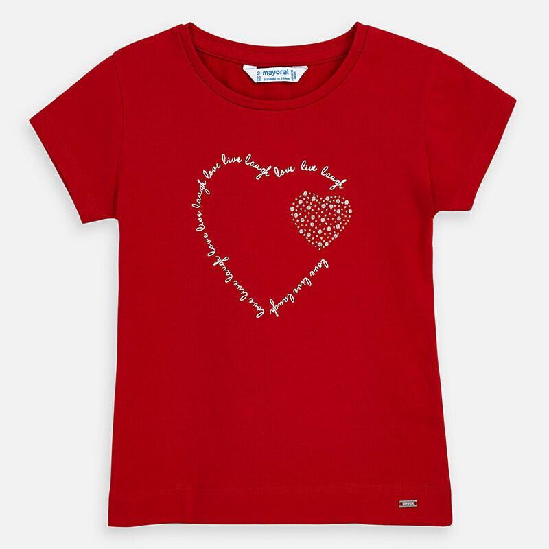 Red Heart Shirt 174 7