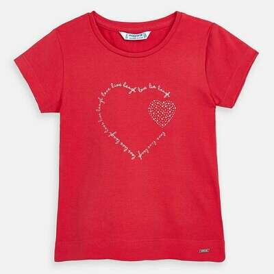 Watermelon Heart Shirt 174 7