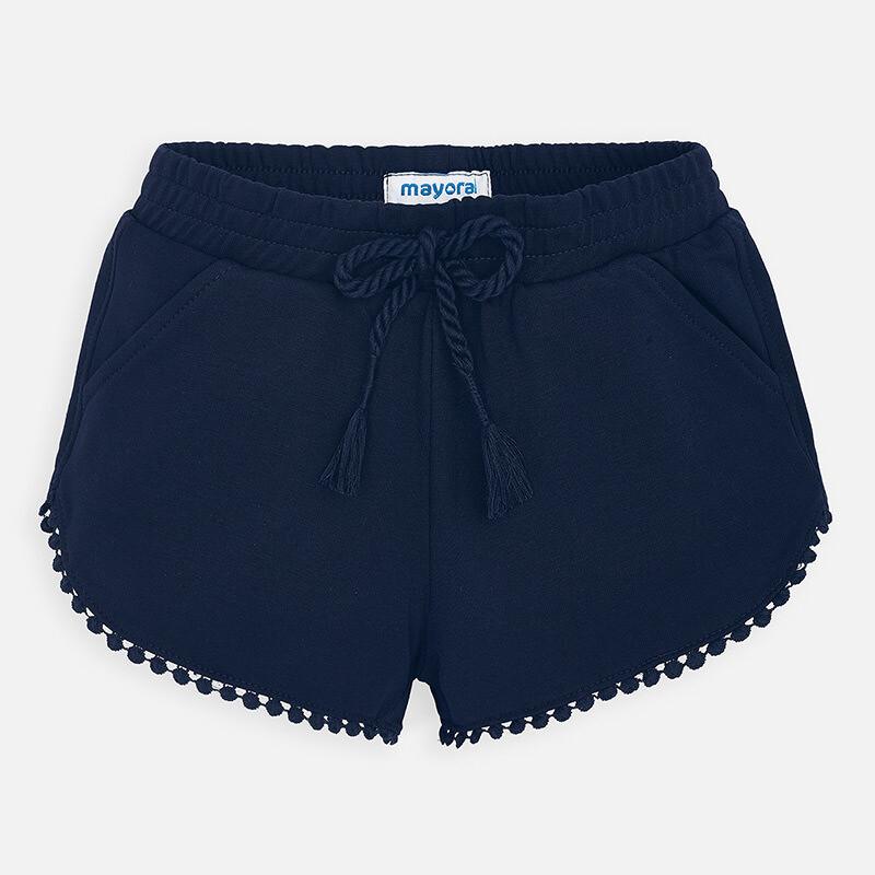 Navy Play Shorts 607 3
