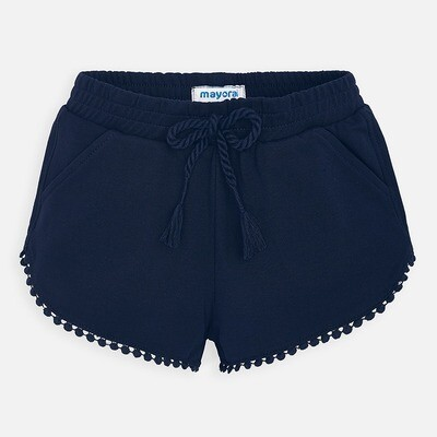 Navy Play Shorts 607 3