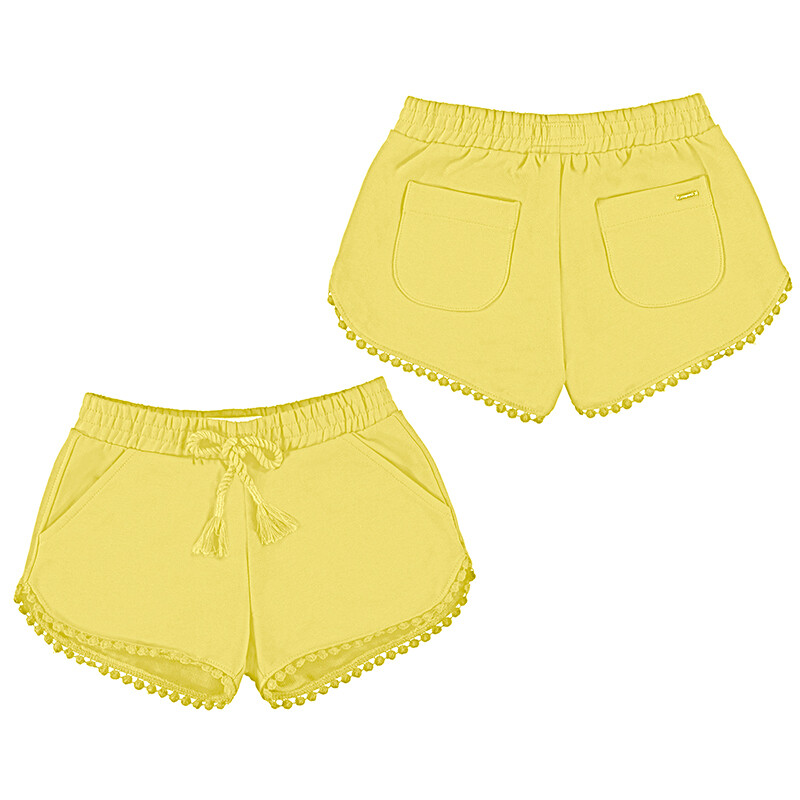 Yellow Play Shorts 607 6