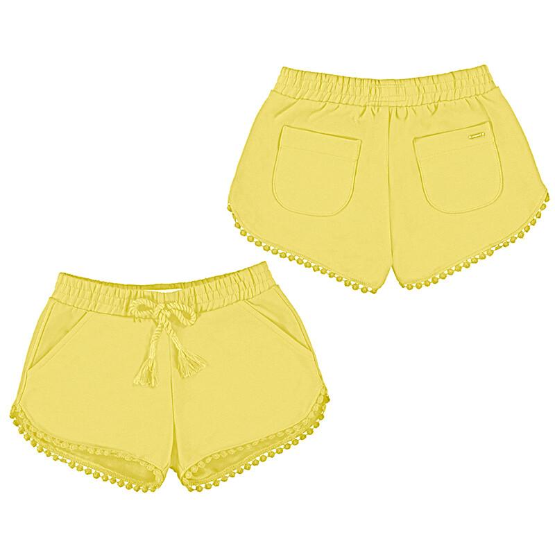 Yellow Play Shorts 607 3
