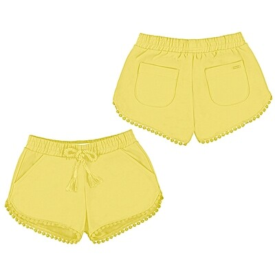 Yellow Play Shorts 607 3