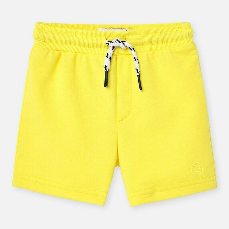 Yellow  Play Shorts 621 12m