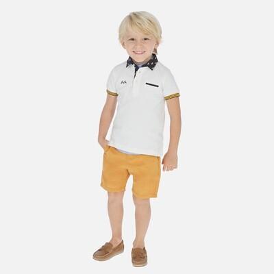 Clay Linen Shorts 3248 6
