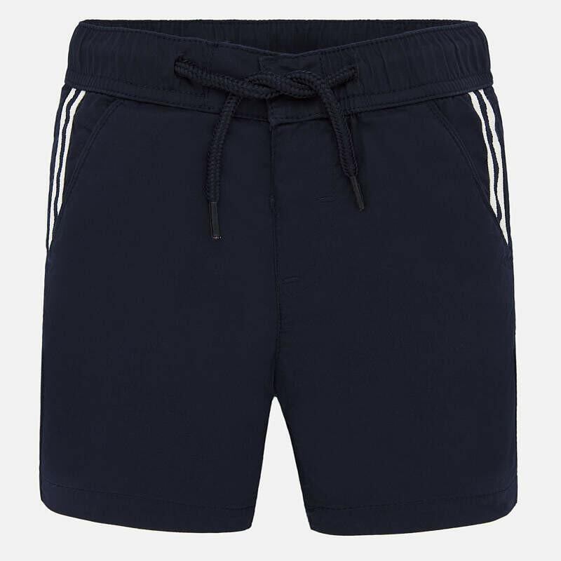 Navy Chino Shorts 1281 18m