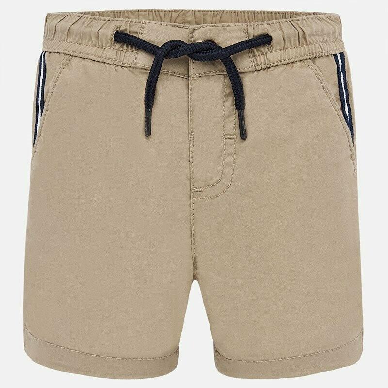 Tan Chino Shorts 1281 18m