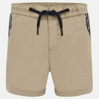 Tan Chino Shorts 1281 18m