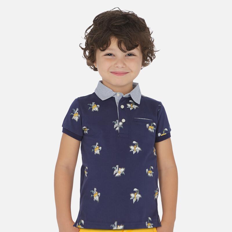 Tigers Polo Shirt 3146-2
